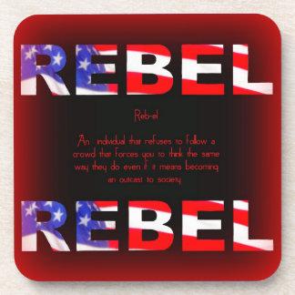 Rebel Design Beverage Coaster