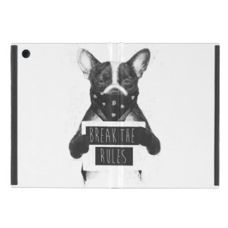 Rebel dog cover for iPad mini