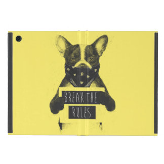 Rebel dog (yellow) case for iPad mini