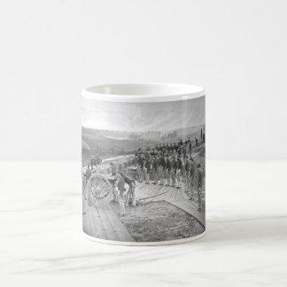 Rebel Fort_War Image Coffee Mug