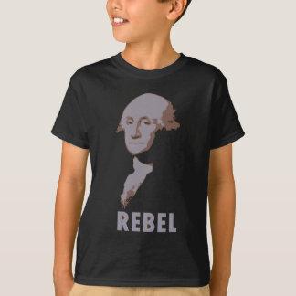 Rebel George Washington T-Shirt