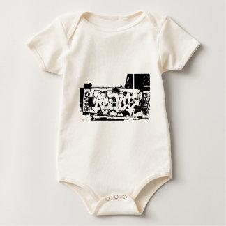 rebel graf baby bodysuit