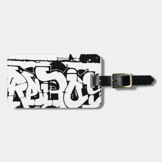 rebel graf bag tag