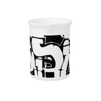 rebel graf drink pitcher