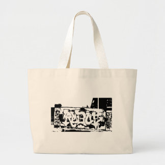 rebel graf large tote bag