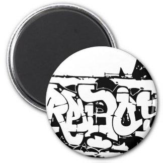 rebel graf magnet