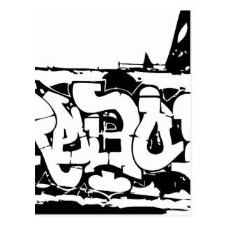 rebel graf postcard