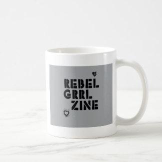 Rebel Grrl Zine Coffee Mug