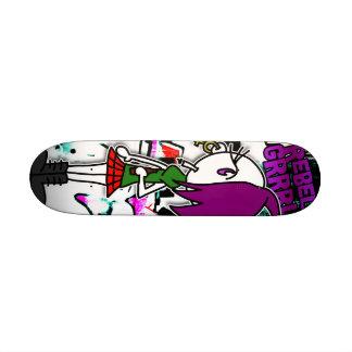Rebel Grrrl Skateboard