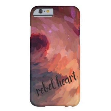rebel heart phone case