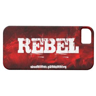 Rebel iPhone SE/5/5s Case