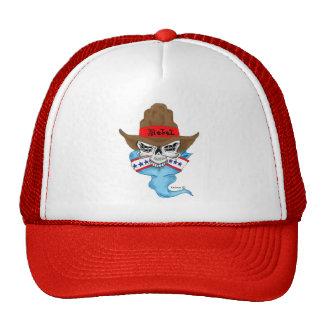 Rebel_Jail Cap Mesh Hat