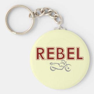 Rebel Keychain