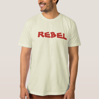 Rebel Lion red Male T-Shirt