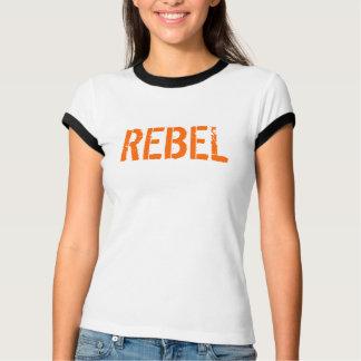 Rebel Lion Red T-Shirt