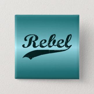 Rebel Pinback Button