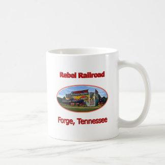 Rebel Railroad Roadside Attraction Coffee Mug