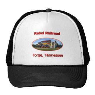 Rebel Railroad Roadside Attraction Trucker Hat