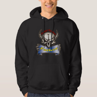 Rebel Rouser Dad Father's Day Gifts Hoodie