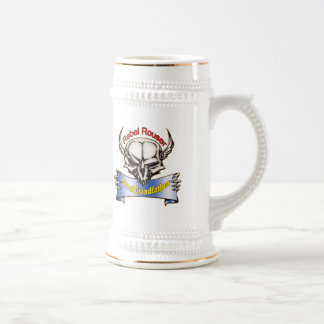 Rebel Rouser Great Grandad Father's Day Gifts Beer Stein