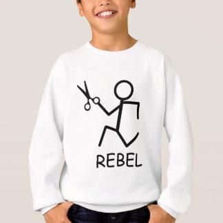 Rebel Running Scissors Sweatshirt