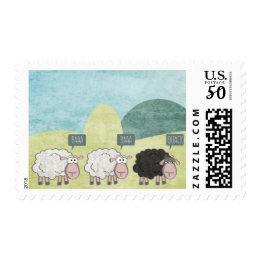 Rebel Sheep Postage