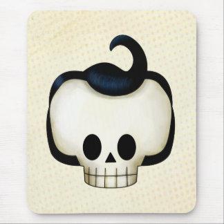 Rebel Skull Mouse Pad