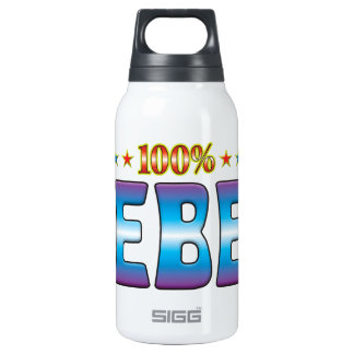 Rebel Star Tag v2 10 Oz Insulated SIGG Thermos Water Bottle