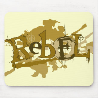 Rebel Statement Mouse Pad