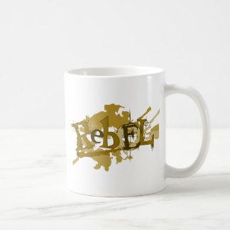 Rebel Statement Coffee Mug