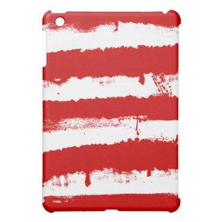 Rebel Stripes  Cover For The iPad Mini