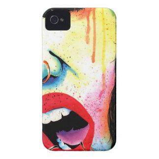 Rebel Yell - Pop Art Portrait iPhone 4 Cover