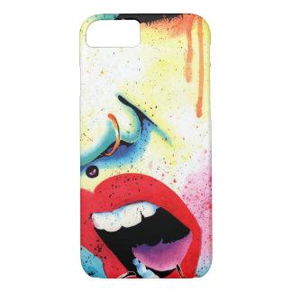 Rebel Yell - Pop Art Portrait iPhone 8/7 Case