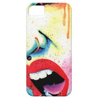 Rebel Yell - Pop Art Portrait iPhone SE/5/5s Case