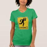 Rebelde Camiseta