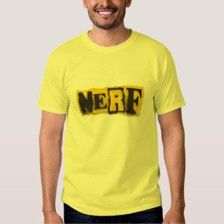 Rebelde de Nerf - amarillo Polera