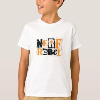 Rebelde de Nerf Playera