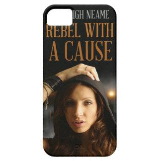 rebelde del iPhone 5 con una cubierta de la causa Funda Para iPhone SE/5/5s