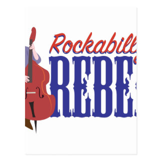 Rebelde del Rockabilly Postales
