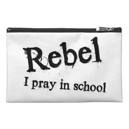 Rebelde: Ruego en escuela