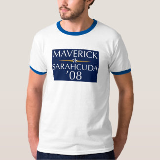 Rebelde/Sarahcuda de 'camiseta del campanero 08 Playera