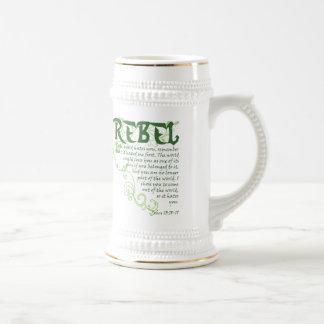Rebelde Taza De Café