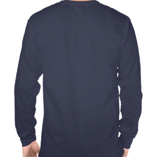 Rebeldes - medio Moon Bay (azul) Camisetas