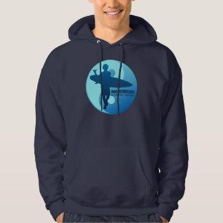 Rebeldes - medio Moon Bay (azul) Sudadera