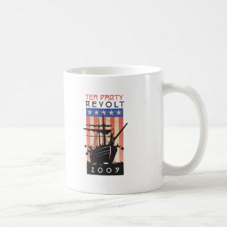 Rebelión 2009 de la fiesta del té taza de café