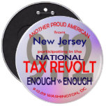 Rebelión de impuesto pin