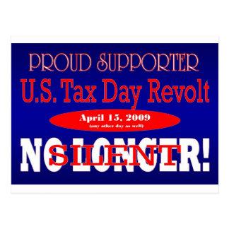 Rebelión de impuesto postal