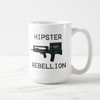 Rebelión del inconformista taza