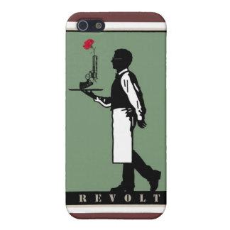 Rebelión iPhone 5 Fundas