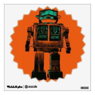 Rebelión radiactiva del robot